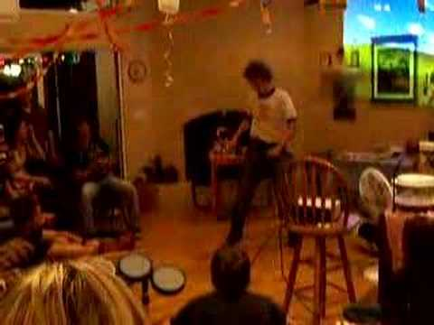napoleon dynamite dance ryan geery youtube. Black Bedroom Furniture Sets. Home Design Ideas