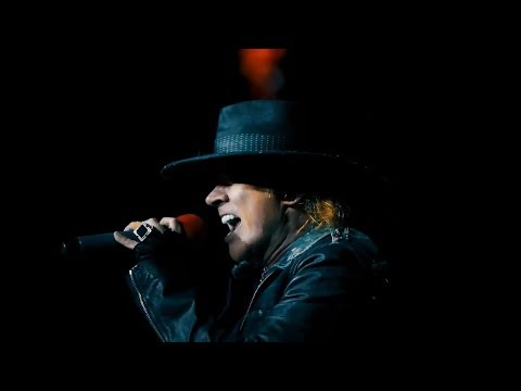 Guns N' Roses At The Apollo Theater In NYC 7-20-2017 Full Concert & Download Links