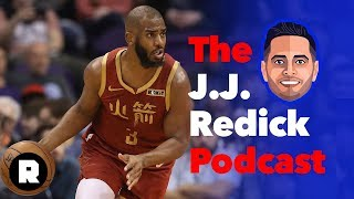 Chris Paul on the Rondo Skirmish, Happiness in the NBA, and His Legacy | The JJ Redick Podcast