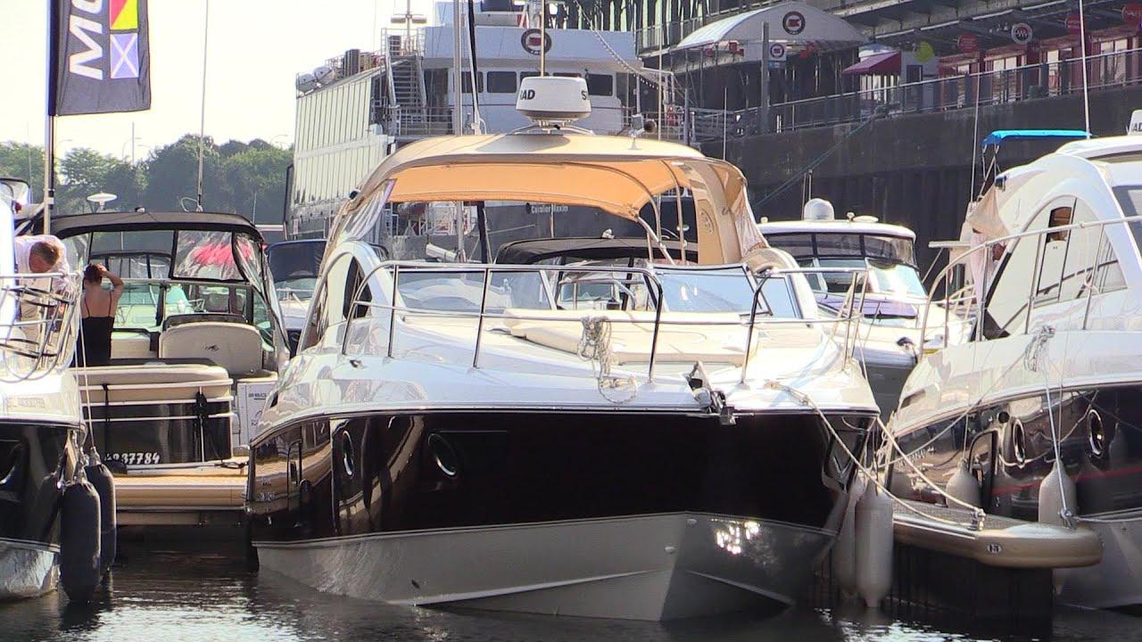 2014 beneteau gran turismo 35 motor yacht exteriorinterior 2014 beneteau gran turismo 35 motor yacht exteriorinterior walkaround 2014 montreal boat show youtube sciox Gallery