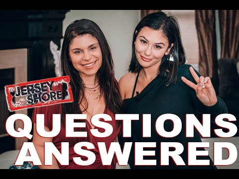 JWOWW Answers Your Burning Jersey Shore Questions - Pt. 1