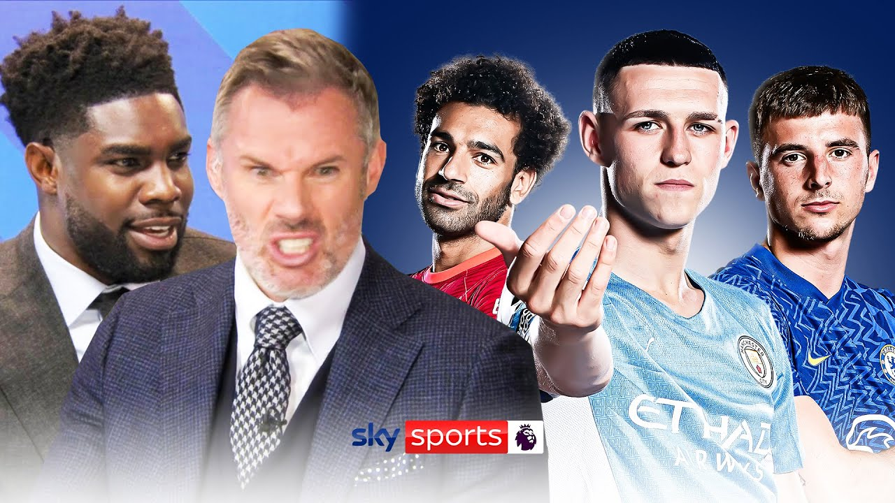 Who has the biggest chance at winning the Premier League?! | Micah, Keane & Carra on title fight