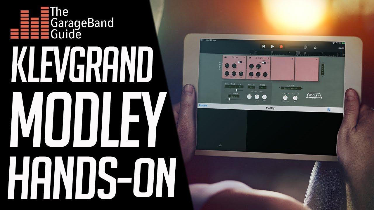Klevgränd Modley Multi-FX Delay Review - thegaragebandguide com