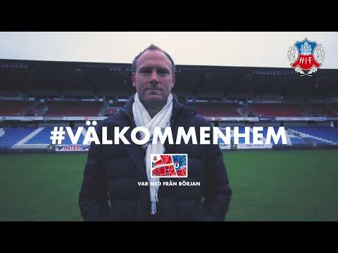 #VÄLKOMMENHEM Andreas Granqvist!
