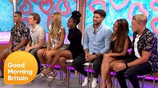 Former Love Islanders Predict Which Couple Will Win | Good Morning Britain