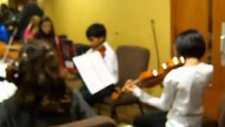 Aditya Ramanathan Violin