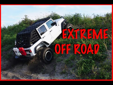 Its a Jeep Thing - Extreme - Crazy Off Road Jeep Wrangler