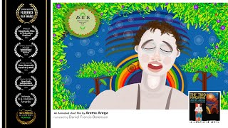 AS IT IS - Arema Arega - Narrated by Daniel Francis-Berenson  (Animated Audiobook & Art Animation)