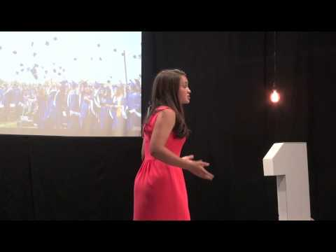 Brimming | Anna Griffith | TEDxYouth@LCJSMS