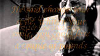 Country Boy---Aaron Lewis(Lyrics)