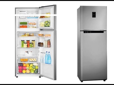 Samsung 253L Double Door Refrigerator review . How I keep things in my fridge .