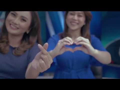 TETAP SEMANGAT  -  #INDONESIAMELAWANCOVID-19