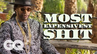 2 Chainz is Back w/Big Sean, Diplo & French Montana in Most Expensivest Shit S2 | GQ