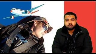 Flying High Feat. Goerge Holt | France | My Vlog | Bapukon's Limerick
