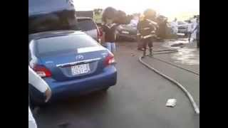 Accident On Jeddah Makkah Highway