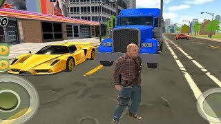 Go To Town 3 Simulator 2017 Cargo Truck Unlocked - Android GamePlay FHD