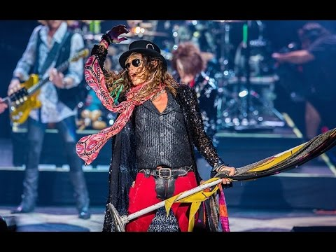 Aerosmith - Live In Detroit - 9/9/14 - ProShot