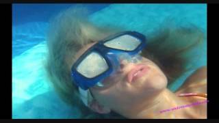 Repeat youtube video Underwater breath holding torture video (17) -- 3 x 2'45min