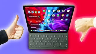 Smart Keyboard Folio for iPad Pro 2020 12.9 - I FINALLY bought one and...
