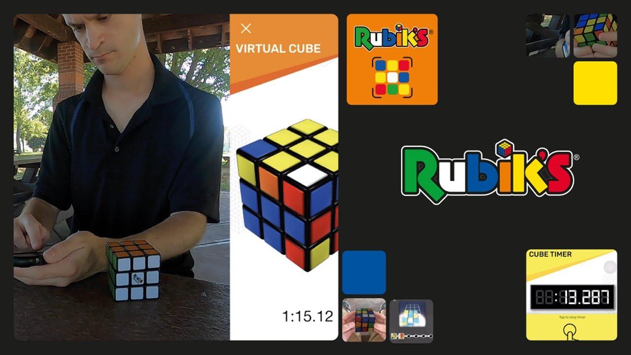 Rubik's Official Cube App with Sam Richard