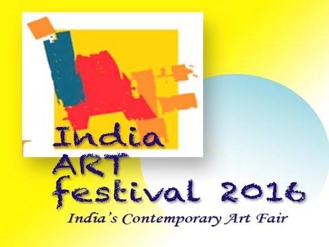 DD Urdu Presents India Art Festival 2016