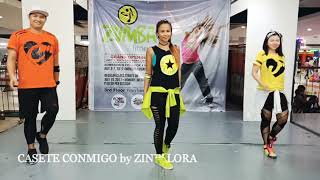 Casate Conmigo | Nicky Jam y Sylvestre Dangond|  Zumba®Fitness by LoraG