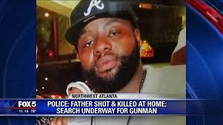 Vigil for father shot and killed at home