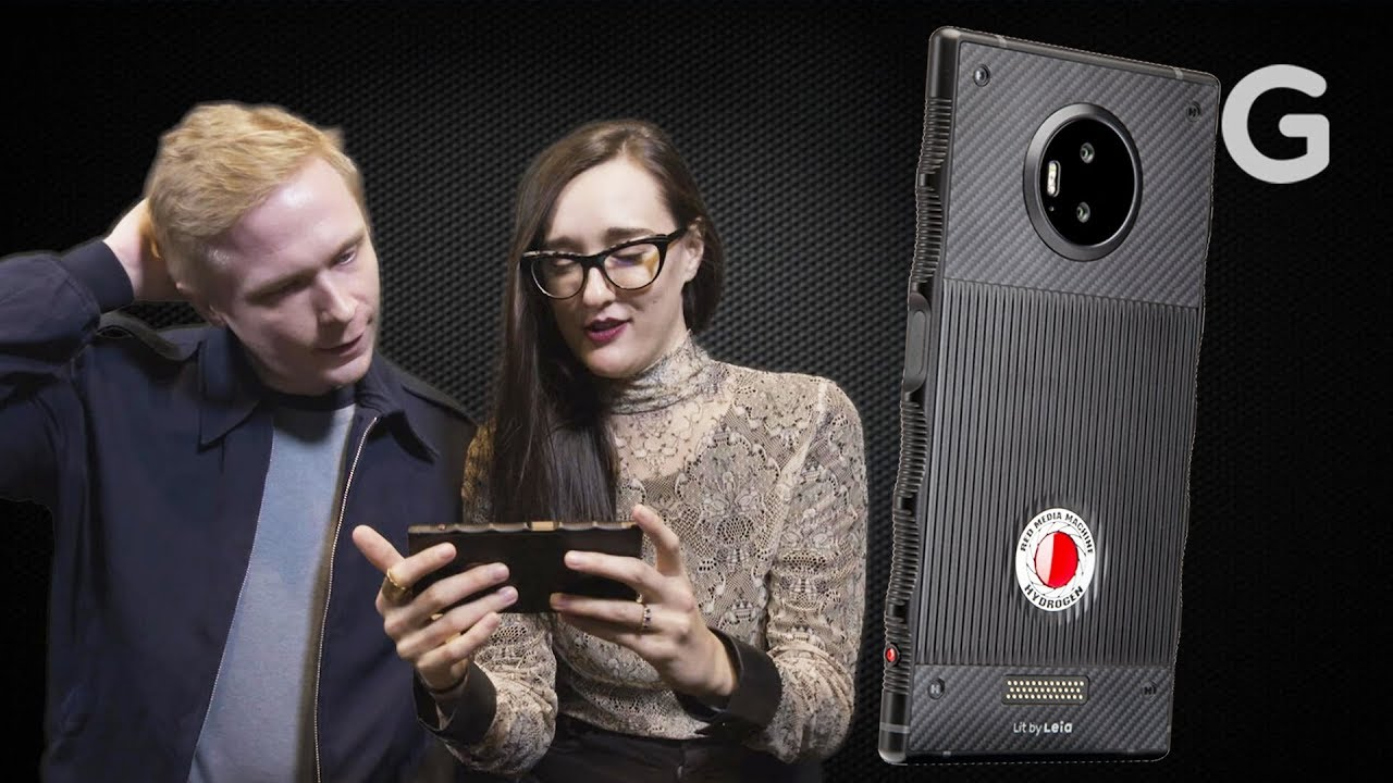 RED Hydrogen One Phone Review: Testing The First 3D Screen | Gizmodo