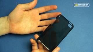 Видео обзор чехла Belkin F8Z646cwC00 для Apple iPod touch 4G от Сотмаркета