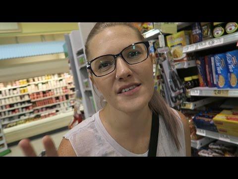 Grocery Shopping Fun, Hurricane Info & Reactions To Future Storm Names!!! (8.29.2015)