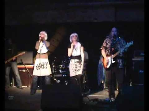 Ludditák Live - Berlin, Transmediale Fest, 2007.01...