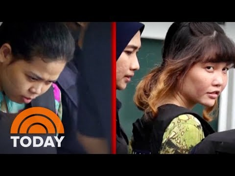 Women Accused Of Murdering Kim Jong Un's Half-Brother Brought To Scene Of Crime | TODAY Mp3