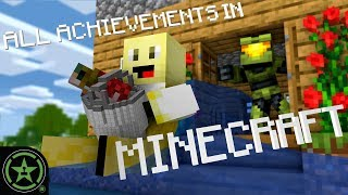 WHO IS BANANAMAN? - Minecraft - All 102 Achievements (Part 4) | Let's Play