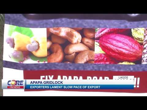 EXPORTERS ON APAPA GRIDLOCK