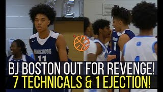 "Brandon ""BJ"" Boston Goes CRAZY In Revenge Match! Norcross vs Meadowcreek Pt. 2!"