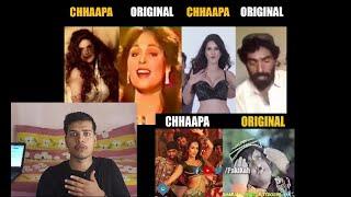 Ndian Reacts On Bollywood Songs Copied From Pakistan  Vikviviaa Entertainment  Pakixah