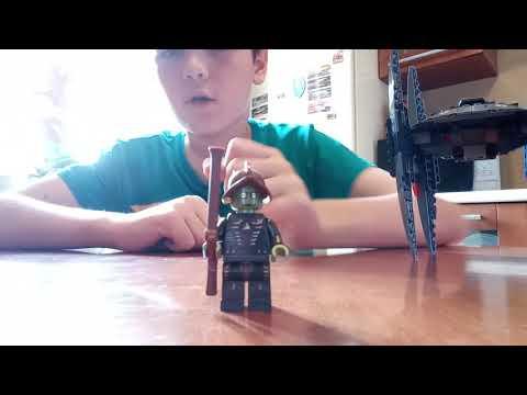 видео: Лего 75041, подарок от подписчика!