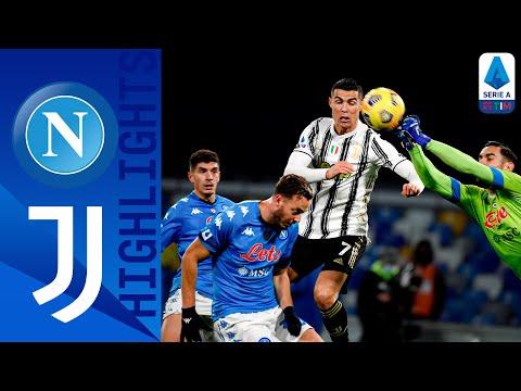 Napoli 1-0 Juventus | Insigne su rigore, il Napoli batte la Juve | Serie A TIM