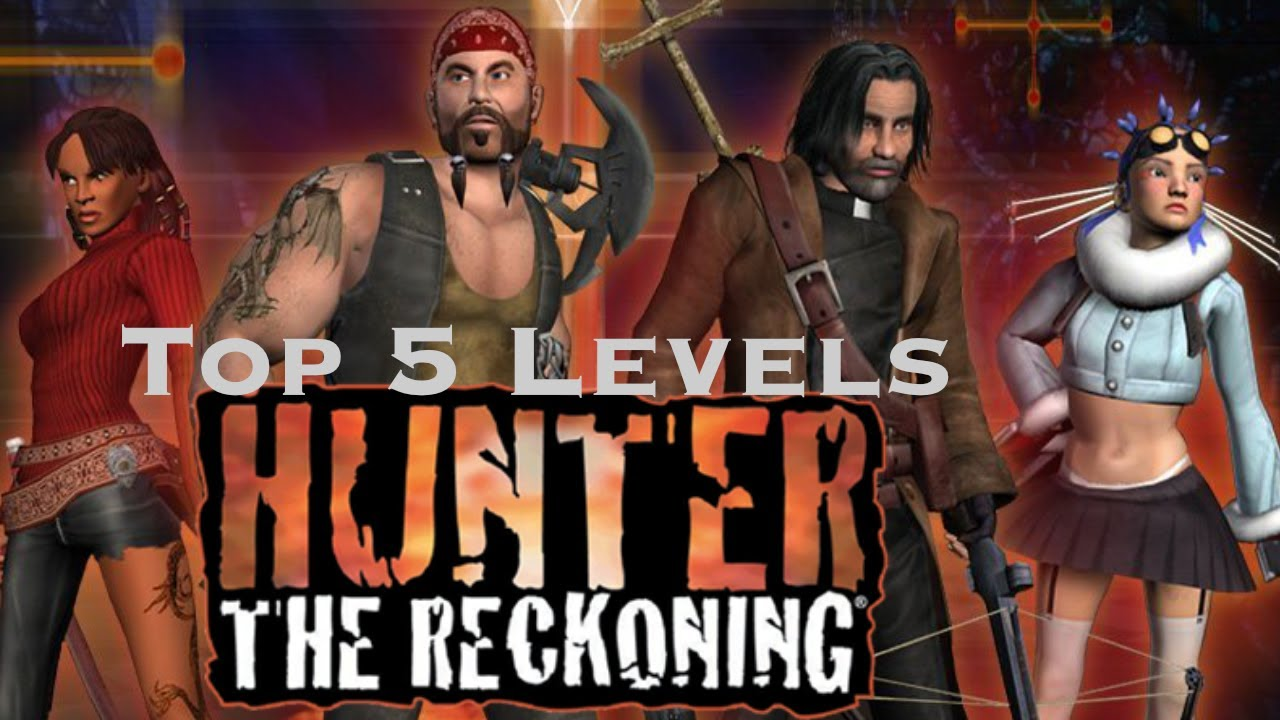 Hunter The Reckoning Top 5 Levels (Xbox, GameCube)(HD)