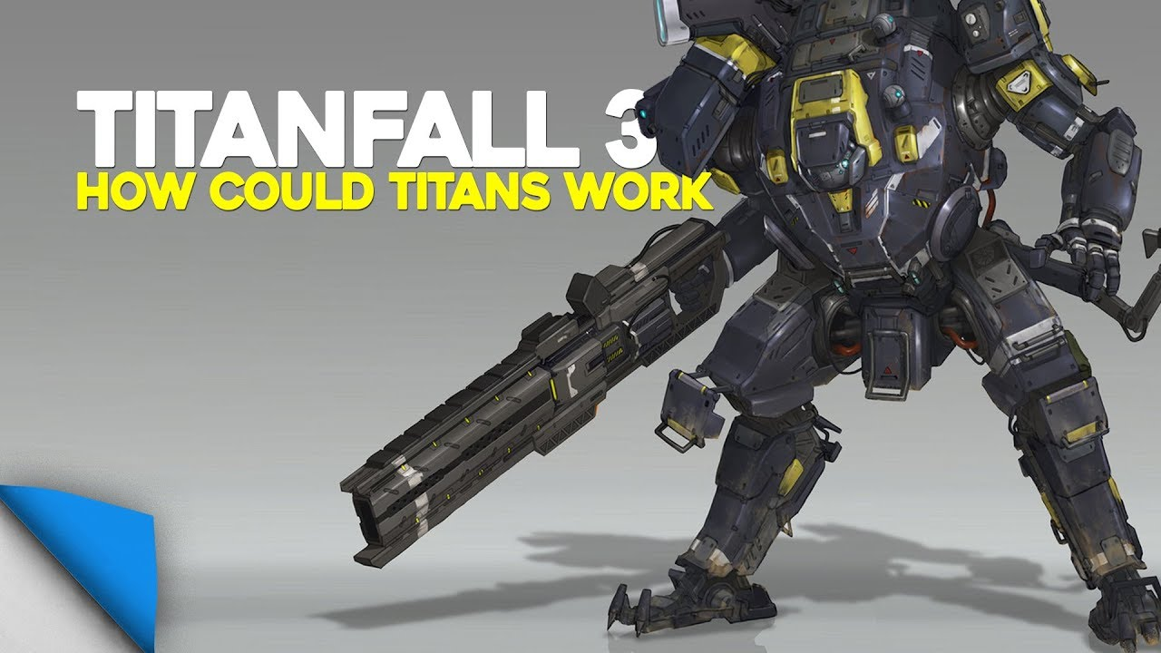 The Titans of Titanfall 3 - YouTube