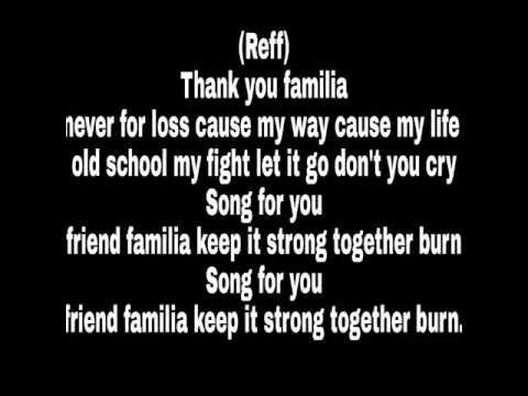 SeconDaVento - Song For You (Lyrics Video)