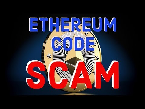 The Ethereum Code Scam Review - PROOF
