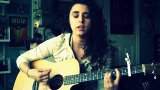 Flogging Molly -Paddy's Lament (Acoustic Cover) -Jenn Fiorentino