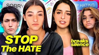 Charli & Addison Gets Hate For Apologizing?!, Nessa Responds To Haters, Bryce Attacked For What?!