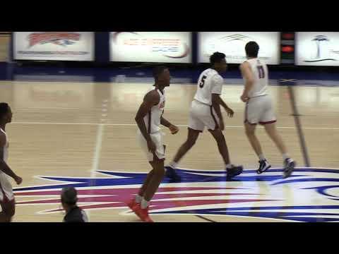 Men's Basketball Vs Eastern New Mexcio Highlights