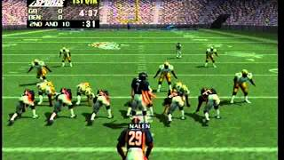 Nintendo 64 NFL Quarterback Club 99 Game (Intro)