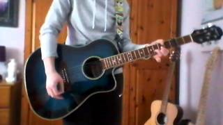 McFly- No Worries guitar cover