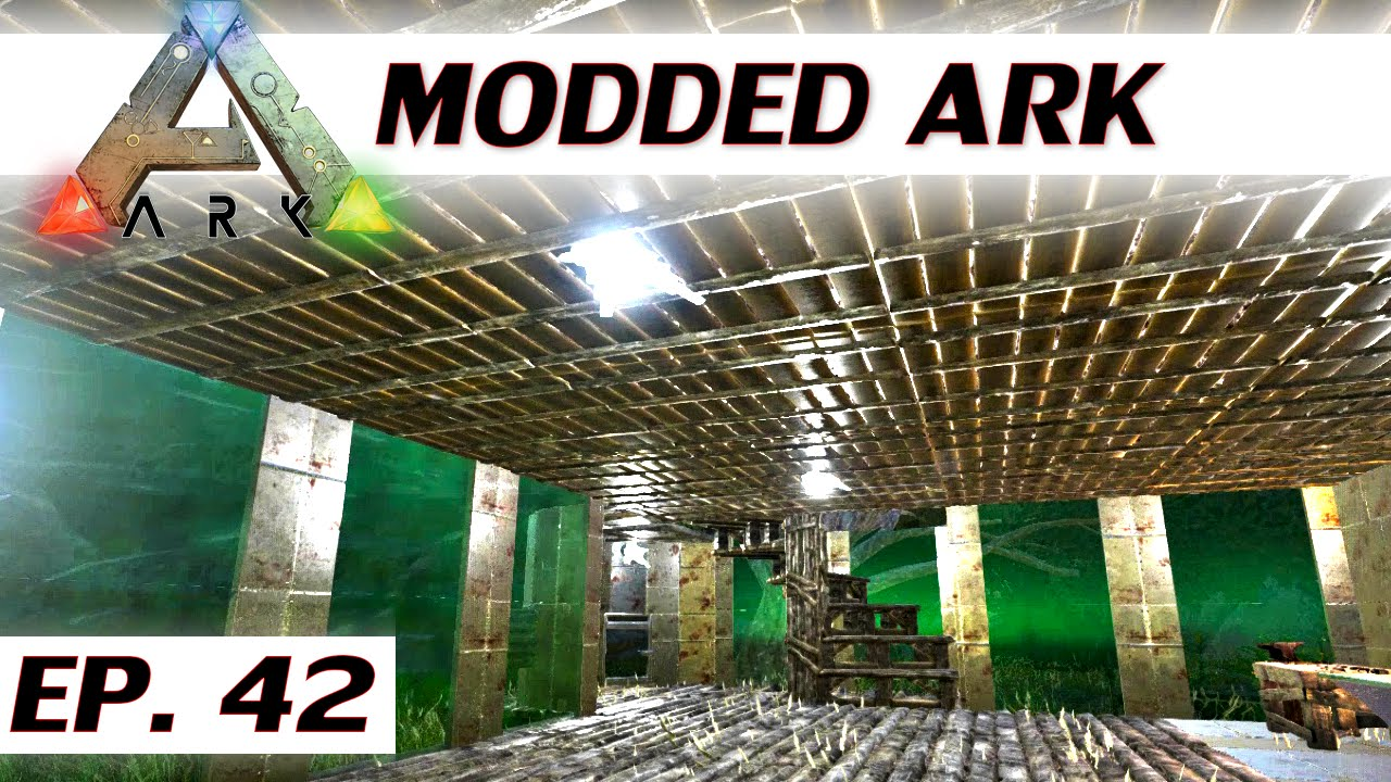 Modded ARK Survival Evolved - Ep 42 - Ceiling lights - single player letu0027s play s3 - solo & Modded ARK: Survival Evolved - Ep 42 - Ceiling lights - single ... azcodes.com