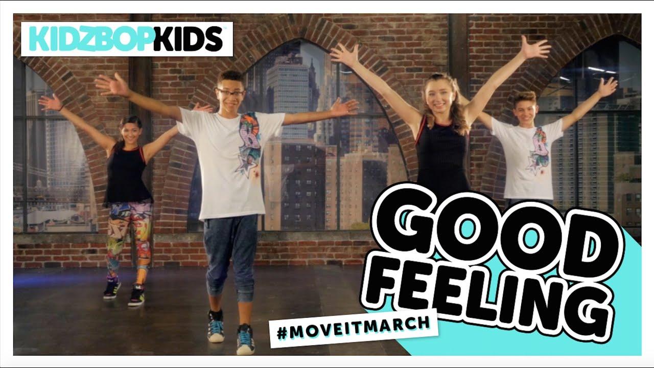 KIDZ BOP Kids Good Feeling Dance Along
