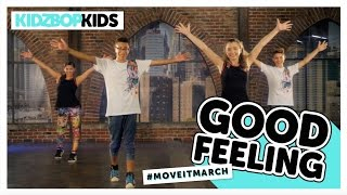 KIDZ BOP Kids - Good Feeling (#MoveItMarch)